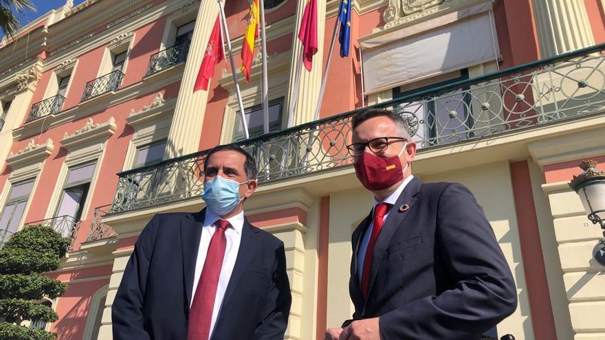 En directo   Moción de censura en el Ayuntamiento de Murcia