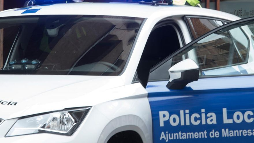 Detingut un conductor a Manresa amb 200 grams de cocaïna