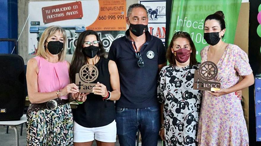 Pádel Solidario contra el Cáncer en Benavente