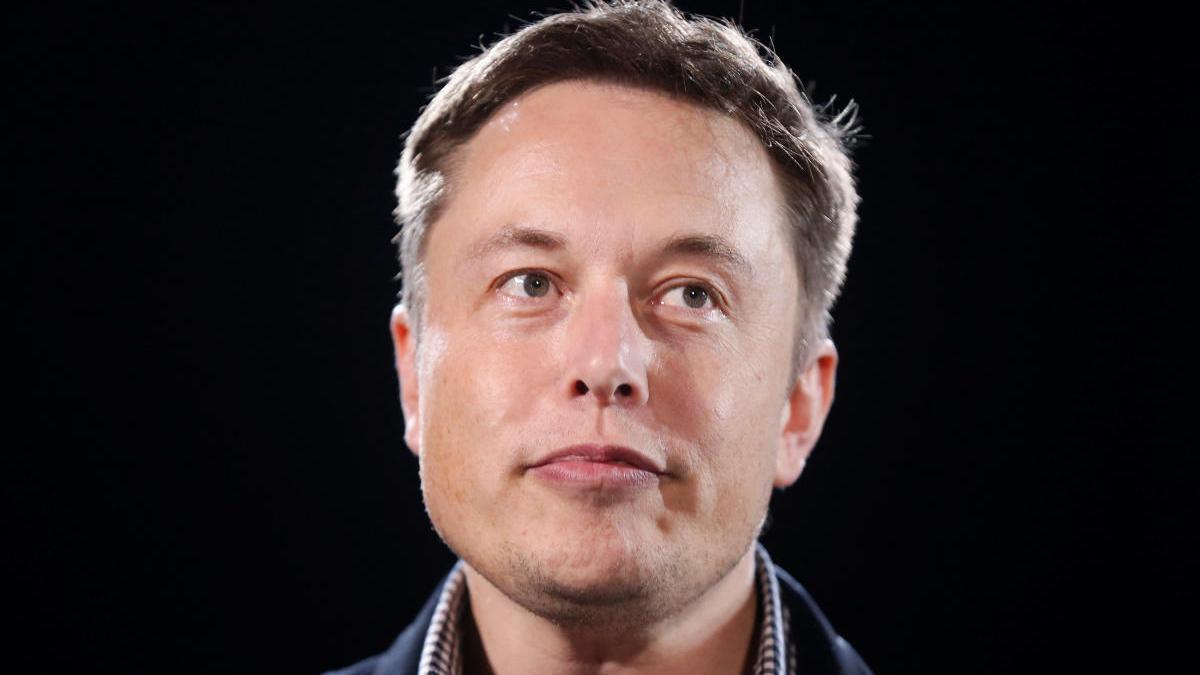 El propietario de Tesla y SpaceX, Elon Musk.