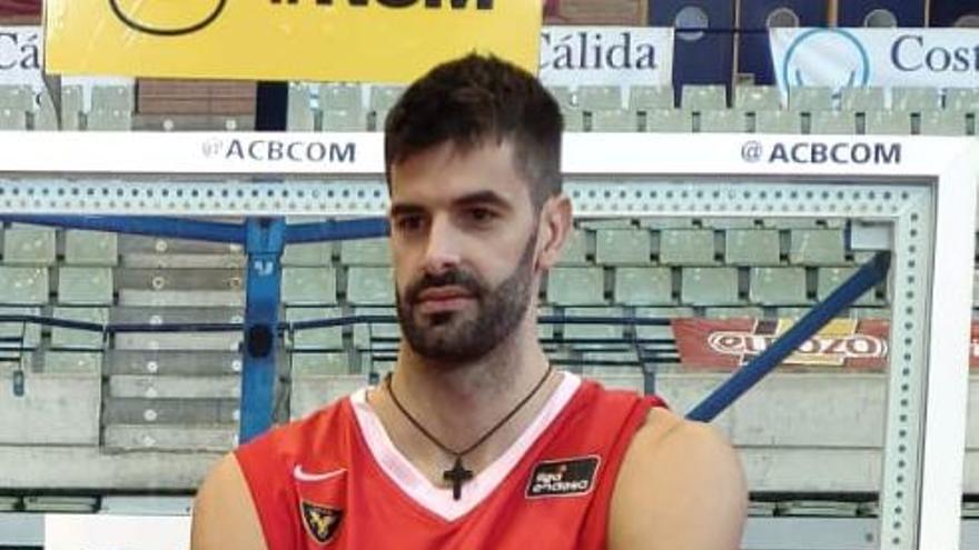 Dusan Sakota no sigue en el UCAM Murcia CB tras 16 partidos como grana