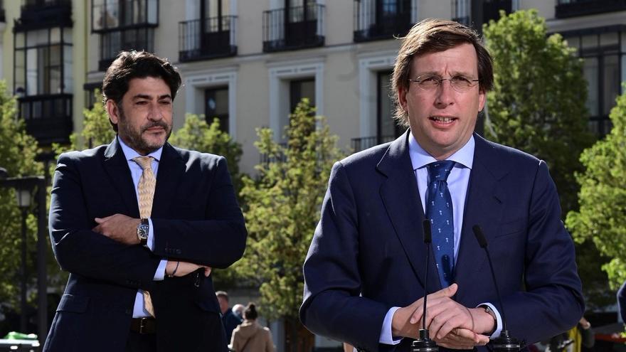 """Martínez-Almeida: """"Tenemos la convicción de que se han hecho las cosas bien"""""""