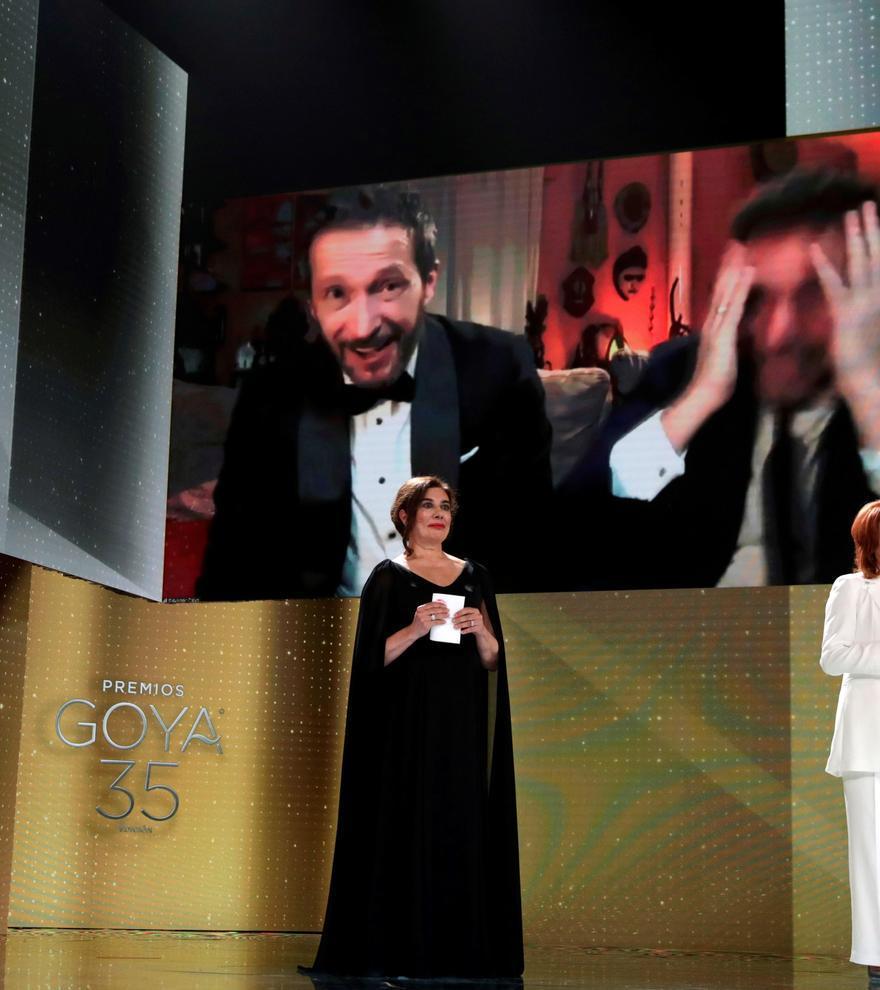 """Salvador Calvo conquista el Goya a la mejor dirección por """"Adú"""""""