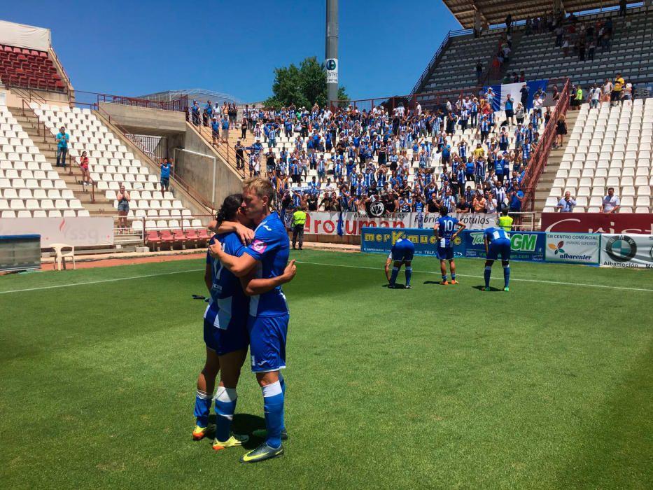Las mejores imágenes del Albacete - Atlético Baleares