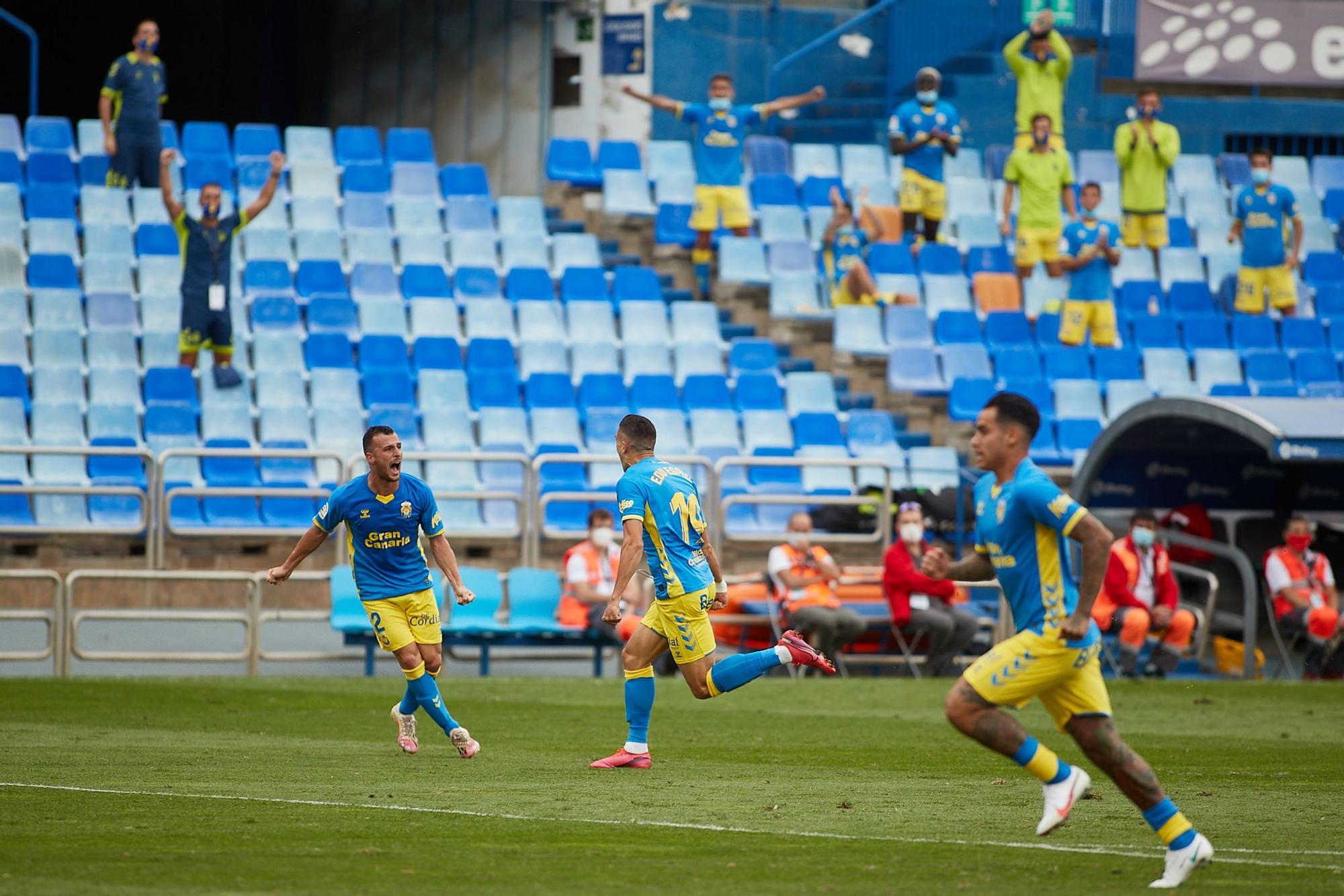 Fotogalería: Zaragoza-UD Las Palmas