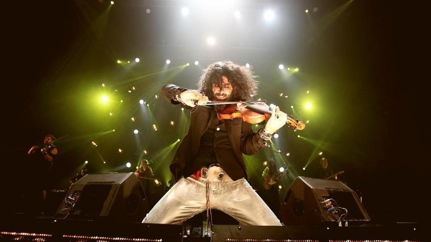 Ara Malikian vuelve a aplazar su concierto a los días 27 y 28 de noviembre