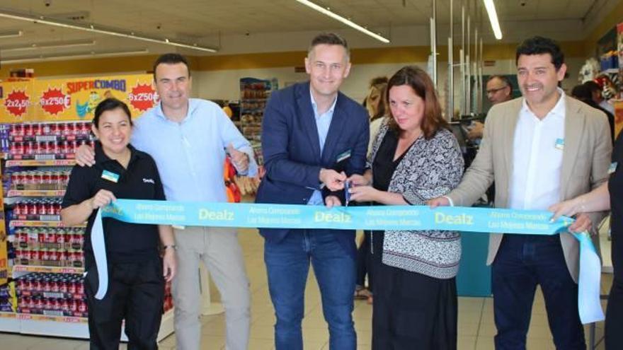 La británica Dealz abre en Dénia su cuarto supermercado en la Comunitat