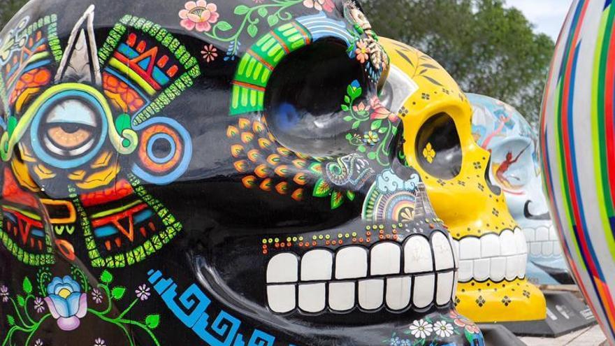 Grupo Albia trae a España la exposición internacional 'Mexicráneos' que muestra la riqueza de la cultura funeraria