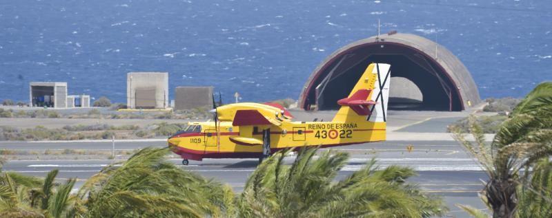 Hidroavión, del 43 Grupo del Ejercito del Aire