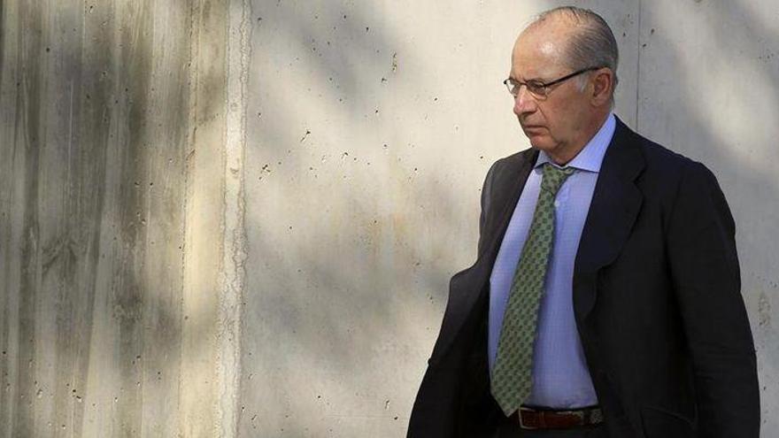El Supremo confirma cuatro años y medio de prisión para Rato por las 'black'