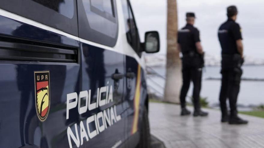 Un detenido por forzar cinco cajeros bancarios en Santa Cruz
