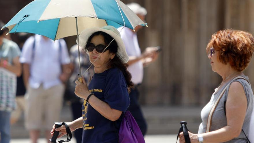 El tiempo en Valencia hoy: nubes, bochorno y posibles lluvias