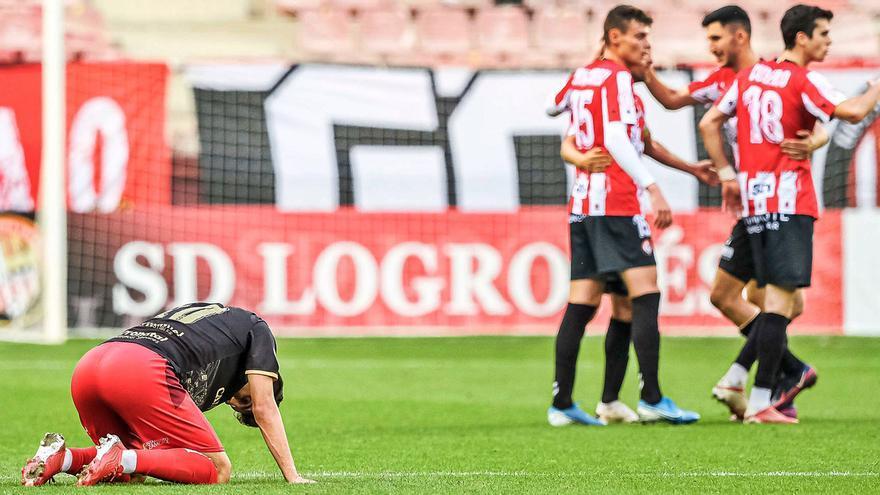 El Zamora CF sigue sin encontrar la manera