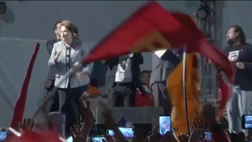 Lula declara por corrupción y avanza su candidatura a la presidencia de Brasil