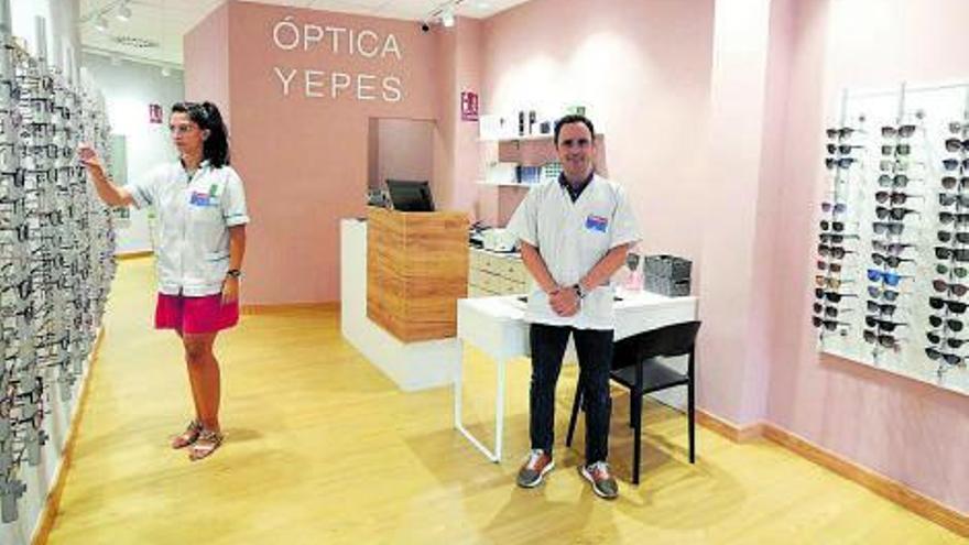 Óptica Yepes abre un nuevo centro en el corazón de Murcia