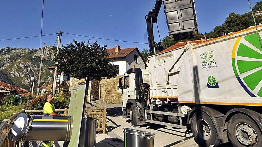 Sobrescobio fue el concejo asturiano que más recicló el año pasado