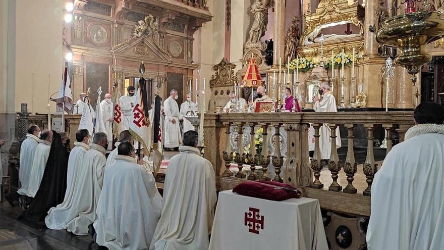 La colegiata del  Santo Sepulcro de Calatayud, proclamada basílica