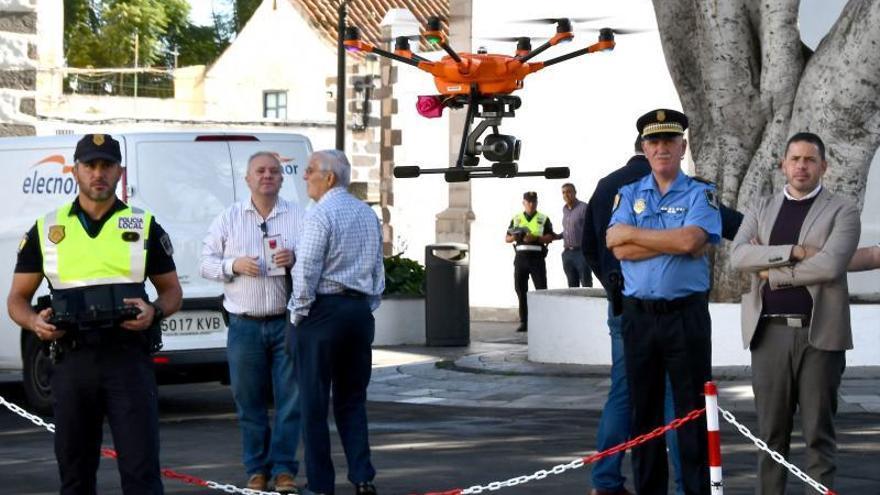 Las capitales refuerzan sus policías ante un fin de semana de botellón