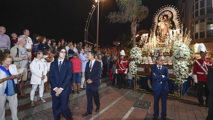 La Virgen de La Luz será la primera en salir en procesión tras la pandemia