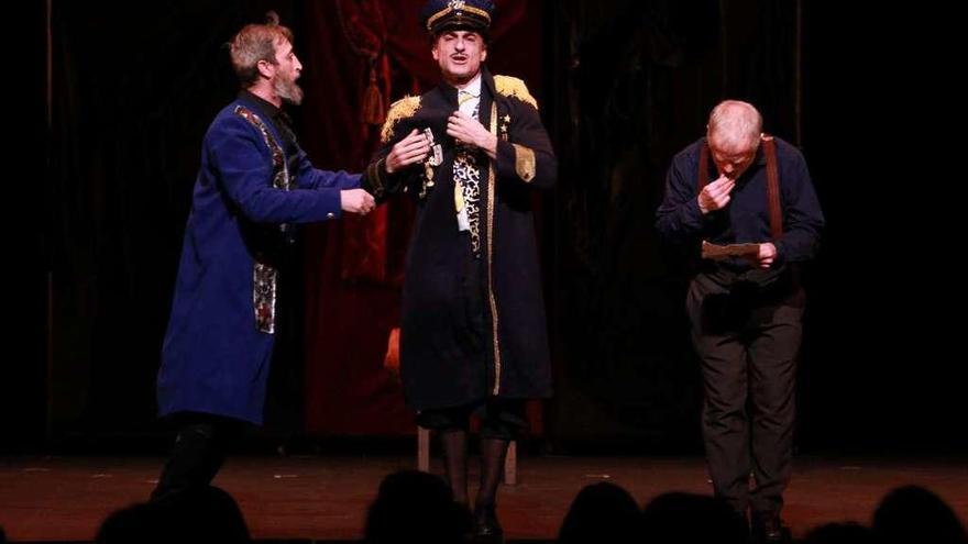 Shakespeare se presenta en el Ramos Carrión