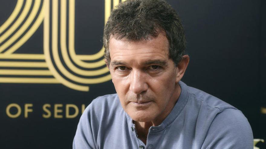 Antonio Banderas niega los comentarios 'machistas' sobre Heidi Klum