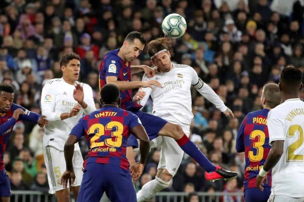 LaLiga Santander: Real Madrid - FC Barcelona