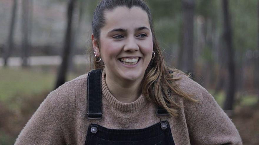 """Alba Nogueira se transforma en """"Berenguela"""", una dama de la Edad Media"""