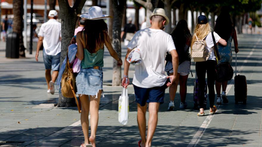 La incidencia de covid en Ibiza aumenta un 66% en una semana