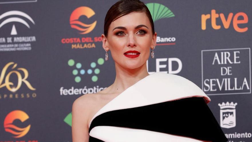 La española Marta Nieto, nominada a mejor actriz del cine europeo por 'Madre'