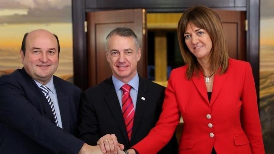 Mendia confirma que formará parte del Gobierno Vasco