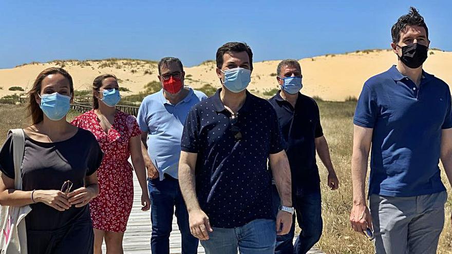 """El PSdeG afirma que el cambio climático """"está aquí"""" y pide una ley para afrontarlo"""