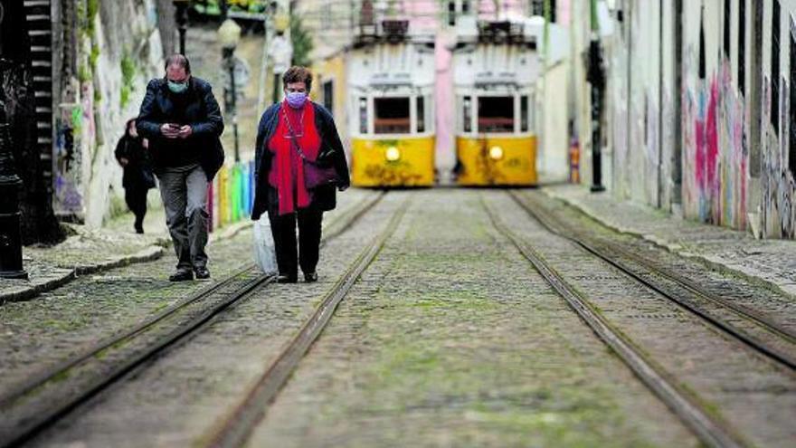 Portugal notifica 394 contagios, su dato más bajo en 6 meses