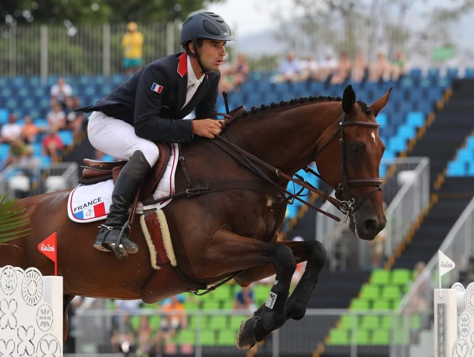 Olympic Games 2016 Equestrian Eventing