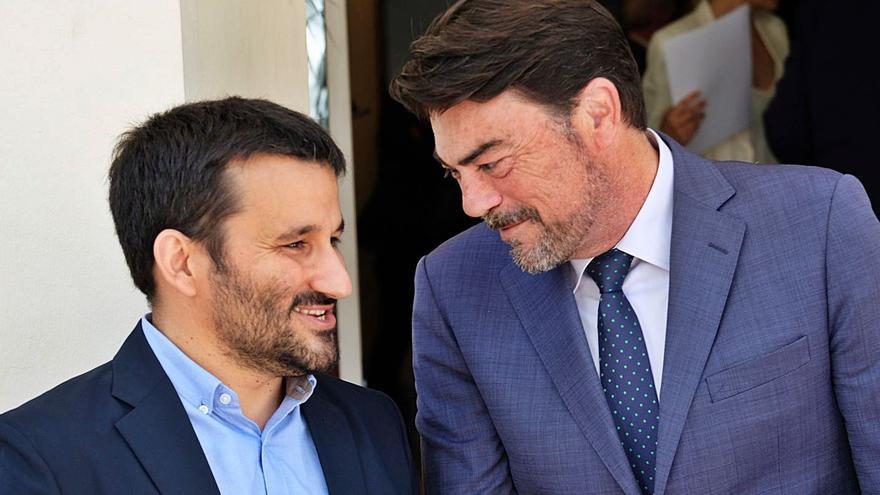 Barcala pretende reprobar a Marzà para desviar el foco de las críticas por la gestión de la edil Llopis