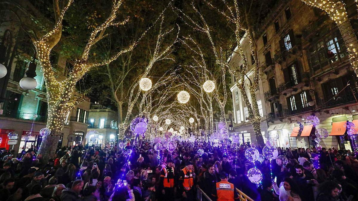 Muchos residentes optarán por pasar las fiestas en Mallorca pese a los chollos para volar.