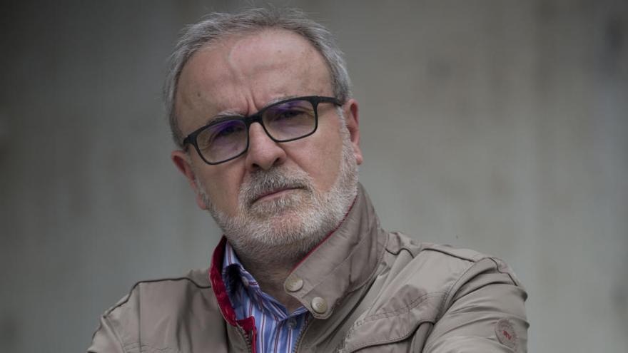 Josep Lacreu fa una crida per l'ús social del valencià en «Més que paraules»