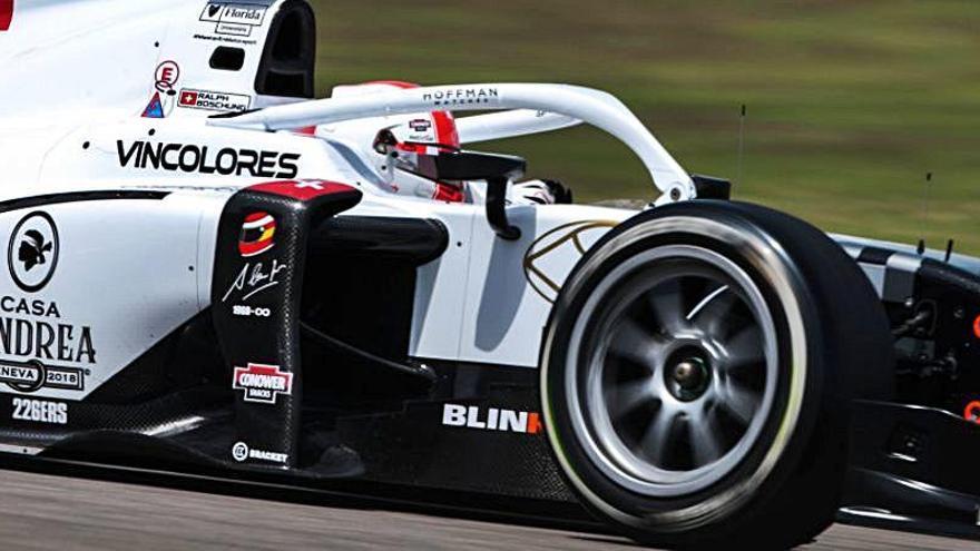 Campos Racing arranca motores en un año muy especial