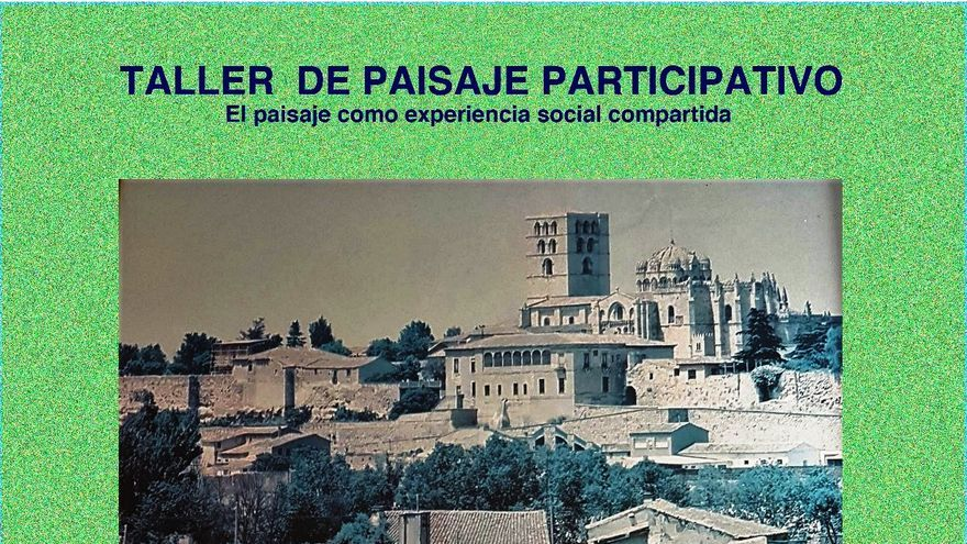 Zamora acoge un taller de 'Paisaje Cultural' para reforzar su candidatura a Patrimonio Mundial