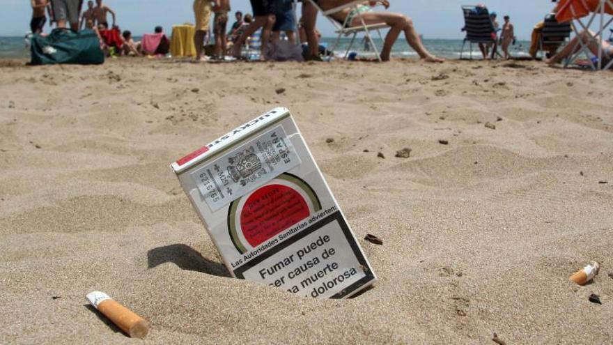 Estas son las 22 playas valencianas libres de humo
