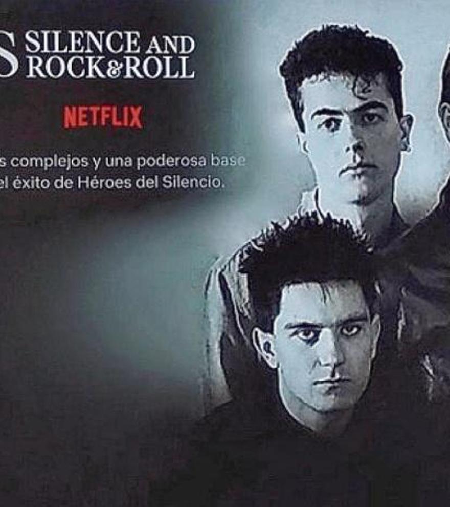 Netflix estrenará un documental sobre Héroes del silencio