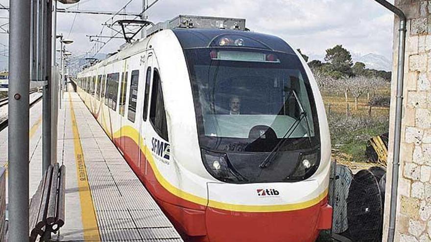 Bahngesellschaft Mallorca investiert in Gleise zwischen Inca und Manacor