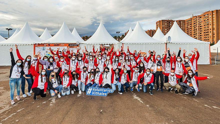 Ensayo general para el Maratón València