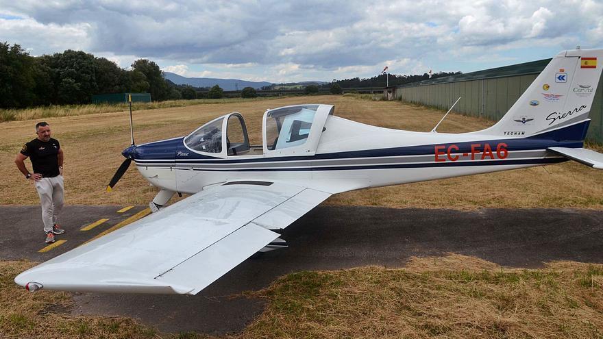 El aeródromo de Godos contará con una academia para pilotos de ultraligeros