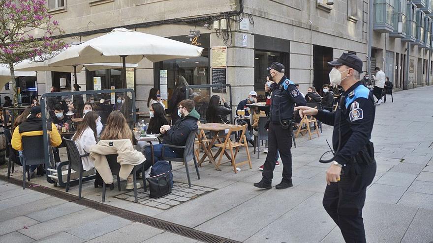El área se abre con una de las positividades más bajas de Galicia