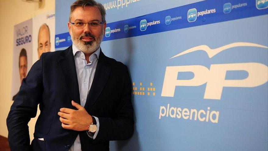 """Pizarro cumple diez años en el ayuntamiento """"orgulloso de la comunicación con los ciudadanos"""""""