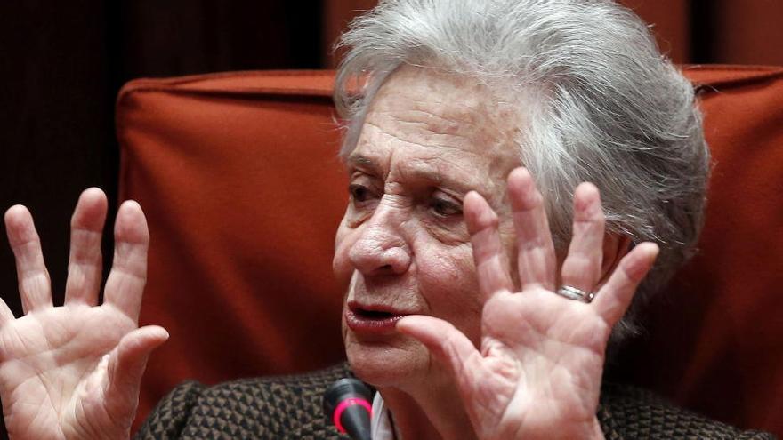 """Marta Ferrusola """"continúa en estado grave"""" tras sufrir un accidente"""