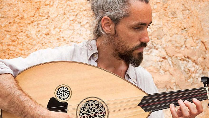 Blai Vidal, una invitación para «volar con la música»
