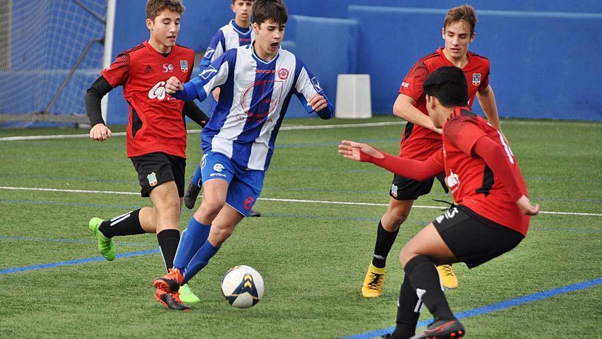 El deporte insular de equipo y de contacto recupera la competición