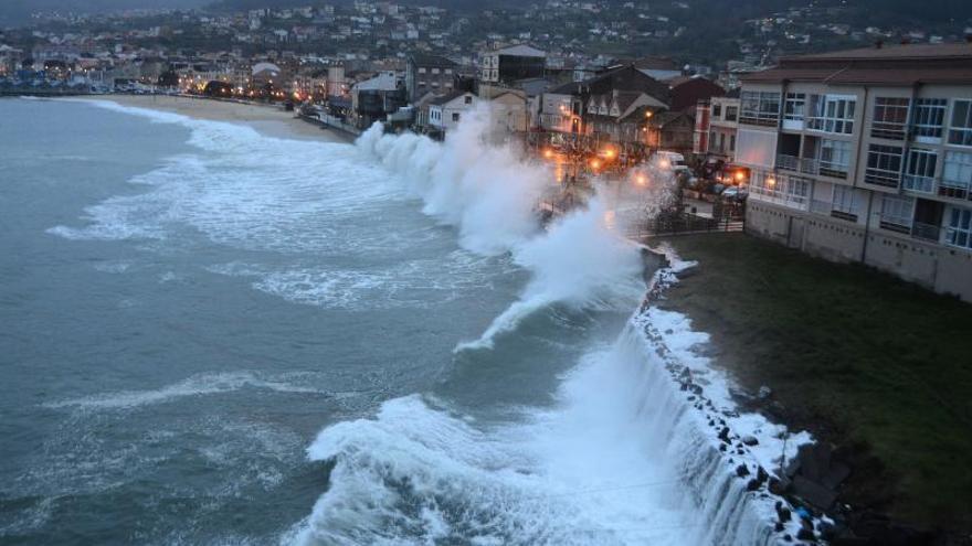 El Gobierno sitúa Galicia como la región del norte con mayor riesgo de sufrir un tsunami