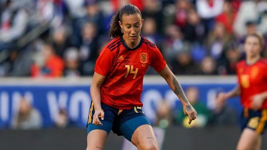 La futbolista Virginia Torrecilla, operada de un tumor cerebral